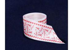 Red Awareness Ribbon By The Yard - (RIB-06)