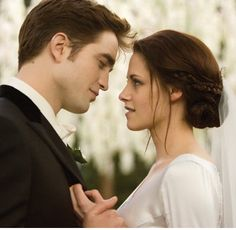 Breaking Dawn wedding. I love it and I don't care what anyone else thinks about it.