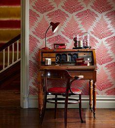 Filix Wallpaper by Harlequin | Jane Clayton
