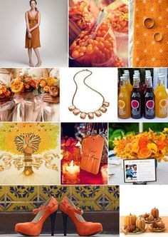 Love this #fall #wedding board. Just full of great ideas.