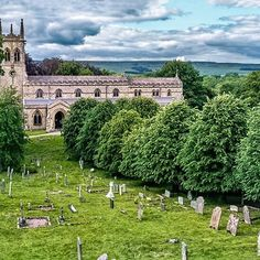 'Church of St Andrew at Aysgarth, Yorkshire' by IanWL Framed Prints, Canvas Prints, Art Prints, St Andrews, Yorkshire, Dolores Park, Saints, Image, Art Impressions