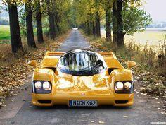 Porsche 962 dauer lemans road car 1994 1996