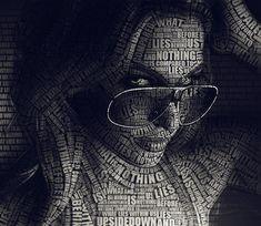 Digital Poster Typo