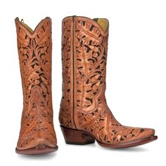 Back at the Ranch custom made boots I lust after