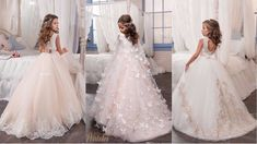 150 The Most Beautiful wedding party dresses for kids