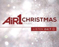 Magnificent Hear Christmas Music From Your Favorite Air1 Artists Listen 24 7 Easy Diy Christmas Decorations Tissureus