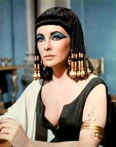 elizabeth taylor- Cleopatra
