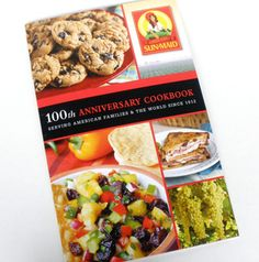 3 Free Sun-Maid Recipe Books
