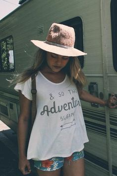 DETAILS  And so the adventure beings in our Adventure tee! Feel free and lost in this dreamy silky jersey tissue tee with a slightly oversized body and loose fi