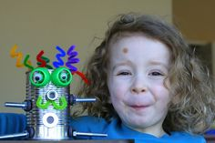 Mix and Match Recycled Robots from Fun at Home with Kids. We are in love with this DIY project for kids. Grab your Xtreme Mats for hobbies and load it up with all the materials needs to provide your preschoolers with hours of entertaining and creative fun.