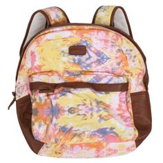 Billabong Fashion Matters Backpack Women's Multi One Size Women Backpacks Rucksack