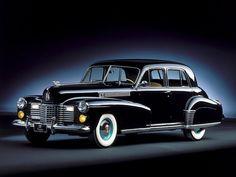 1941 Cadillac Fleetwood. #volkswagenvintagecars #Cadillacclassiccars