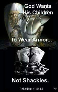 WEBSTA Very true folks. So many people are under bondage by the devil and With The Power Of JESUS Christ you can be set free. put on that Whole Armor so you can stand against the wiles and firery darts 🎯 Of the enemy🛡🗡 Warrior Quotes, Prayer Warrior, Faith Quotes, Bible Quotes, Holy Mary, Christian Warrior, Templer, Armor Of God, God Jesus