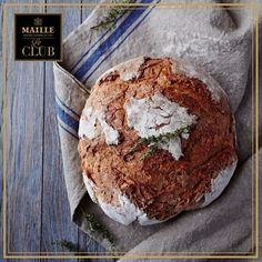 Flour, water, and a little bit of patience is required to make a sourdough starter. So Ultimate Foodie, have you maintained a sourdough starter for over a year to bake the perfect loaf? Le Club, Patience, How To Memorize Things, Muffin, Meals, Baking, Breakfast, Water, How To Make
