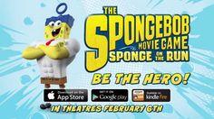 Race through all new worlds in the SpongeBob: Sponge on the Run game!