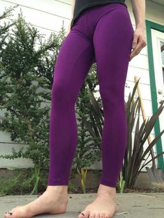 Leggings!  So easy and so much fun.  I'm going to make many, many pairs! via Cal Patch's Sew Your Own Leggings workshop on Creativebug