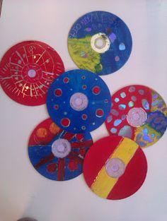 MANUALIDADES ESCOLARES: Disco volador para bolos. Preschool Crafts, Kid Stuff, Bb, Crafts For Kids, Glitter, Craft Ideas, Cakes, Craft Kids, Recycled Materials