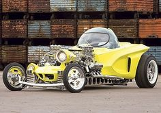 Ed Roth Mysterion Car – COOL OR CRAZY?