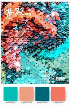 Tonight, is the latest Colour INKspiration Challenge and this stunning photo is our inspiration. The colours for the challenge a. Turquoise Rouge, Turquoise Color, Yarn Color Combinations, Colour Schemes, Aqua Color Palette, Design Seeds, Color Swatches, Yarn Colors, Color Inspiration