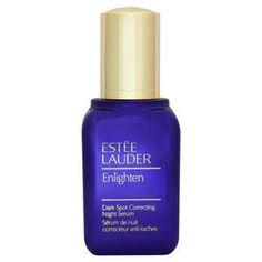 Estée Lauder-Enlighten - Sérum de nuit correcteur anti-taches