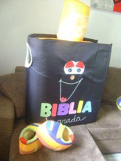 BIBLIA GIGANTE DE VESTIR