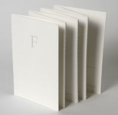 Manchester-based graphic designer Amber Hulme created a tactile publication that attempts to replicate the immersive nature of a story.  Rather than reading words, instead the reader can feel a series of different textures and sensations that words would describe, thanks to the raised flocked patterns and 'paths' within the pages.