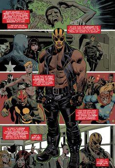 Captain America: Sam Wilson art by Daniel Acuña ''Rage Origin'' Marvel Comic Character, Comic Book Characters, Marvel Characters, Comic Books Art, Comic Art, Book Art, Marvel Now, Marvel Heroes, Marvel Avengers