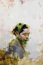 Portraits by John Wentz Contemporary Portrait Artists, Contemporary Paintings, Modern Contemporary, Figurative Kunst, Abstract Portrait, Portrait Paintings, Acrylic Paintings, Abstract Art, Figure Painting