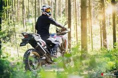 CRF1000L Africa Twin REMUS