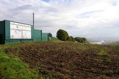 Décharge d'Anton à Andenne #spaque #landfills #decharge #remediation #rehabilitation