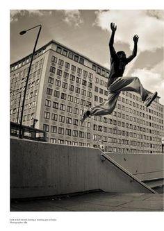 Freerunning | Elishima || #Sport #Freerunning #Parcour.