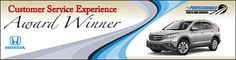 We are proud to announce, Tom Kadlec Honda of Rochester's Service and Parts Departments have been named a top Customer Service Experience (CSE) performer for 2011!