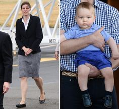 Prince George Unrecognized During Secret Trip To Park With New�Nanny