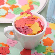 Personalized Little Petals Paper Confetti - Pack of 350 Pieces (Random Color) – GBP £ 3.29