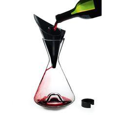 Carafe à décanter en verre OSYRIS