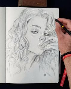 Image could contain: Drawing – Site Today – Image could contain: drawing – – Zeichnung Drawing Sites, Girl Drawing Sketches, Cool Art Drawings, Pencil Art Drawings, Realistic Drawings, Horse Drawings, Art Sketchbook, Drawing People, Painting & Drawing