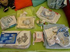 A Nossa Vida a 2 + 2: Maternidade... Enxoval e mala maternidade