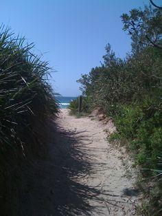 Narrawallee Beach NSW
