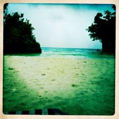 Frenchmans Cove. Portland, Jamaica. Verdens vakreste strand