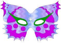 Výsledok vyhľadávania obrázkov pre dopyt masky na karneval vyrobene doma motýľ