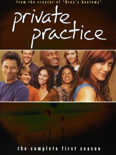 A spin-off of the popular medical dramedy GREY'S ANATOMY, PRIVATE PRACTICE follows former Seattle surgeon Dr. Addison Montgomery (Kate Walsh) as she relocates to Los Angeles to join the Oceanside Well