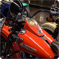 1947 Harley-Davidson Model EL Knucklehead signaled the re-emergence of the consumer brand after WWII