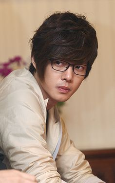 Kim Hyun Joong 김현중 ♡ glasses ♡ Kpop ♡ Kdrama ♡
