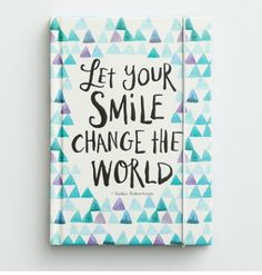 "Sadie Robertson Christian Journal - ""Smile"""
