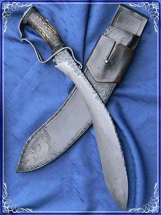 nepalese kukri knives