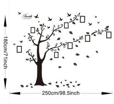 Large-Family-Tree-Wall-Decal-Peel-stick-vinyl-sheet-easy-to-install-apply