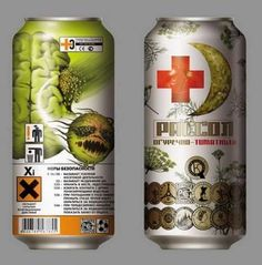 Wild can #packaging Beer? PD