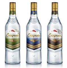 Спецпаёк - водка (2) Vodka Bottle, Water Bottle, Russian Vodka, Wine, Water Bottles