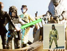 Gailid - Star Wars custom figure.