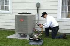 Trio is the heating and cooling company. Trio has more experience person for air…
